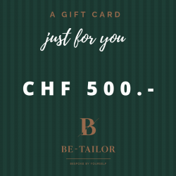 Gift Card CHF 500.-